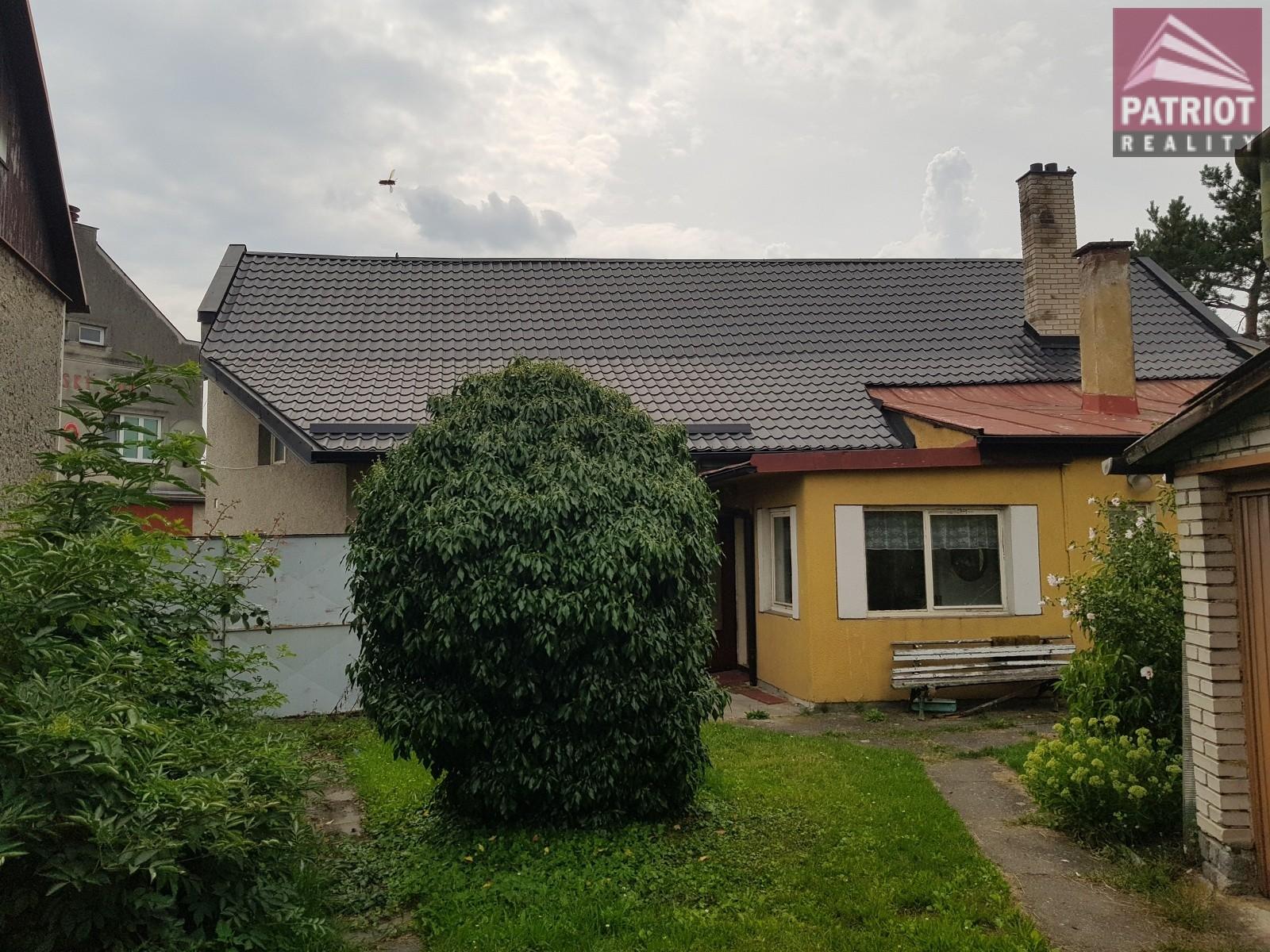 RD Brodek u Přerova - REZERVACE - 2
