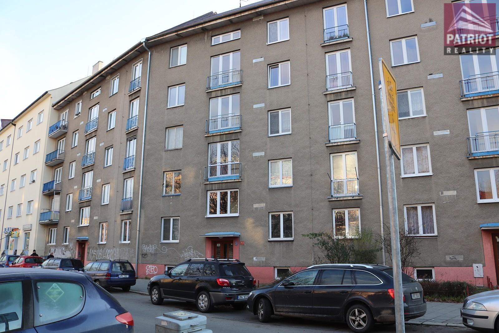 2+1 Na Bystřičce, Olomouc PRODÁNO