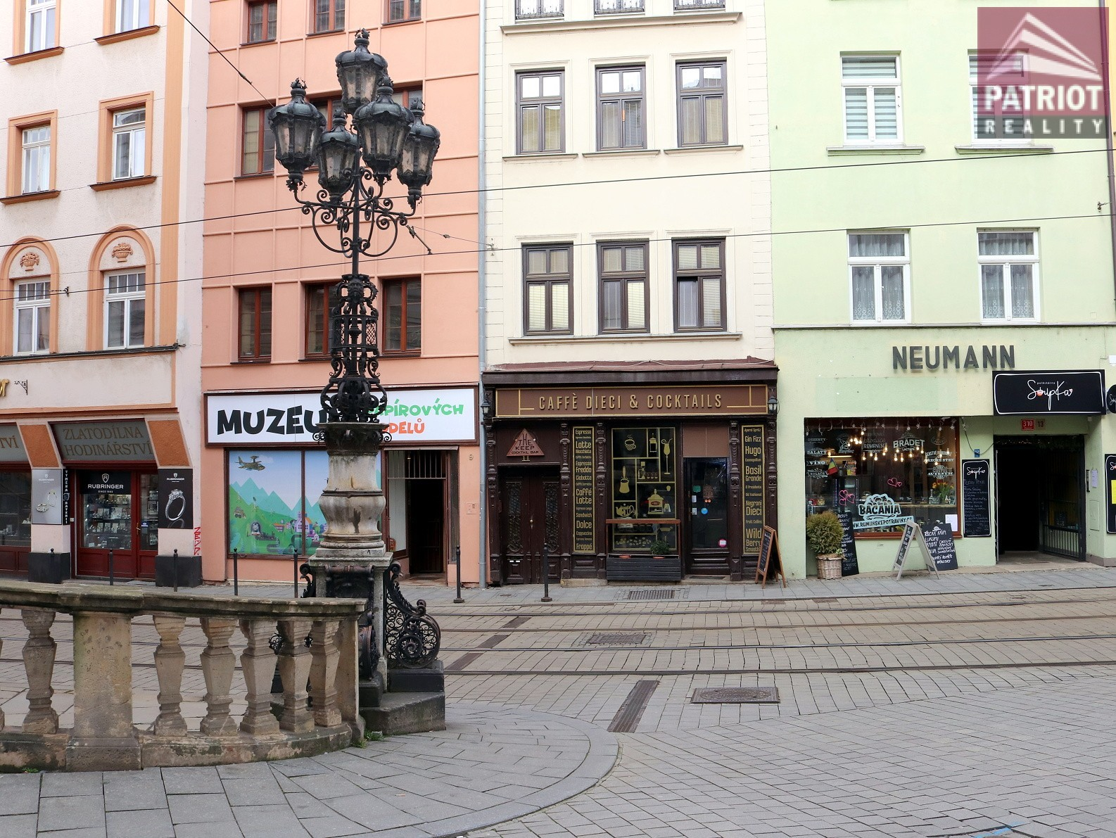 Kavárna Olomouc - Denisova - 18